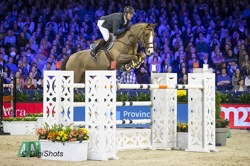 Patrice Delaveau - Aquila Hdc Jumping Amsterdam 2017 © DigiShots