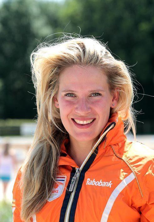 Rabo Startplaats Voor Kim Schmid Jumping Amsterdam